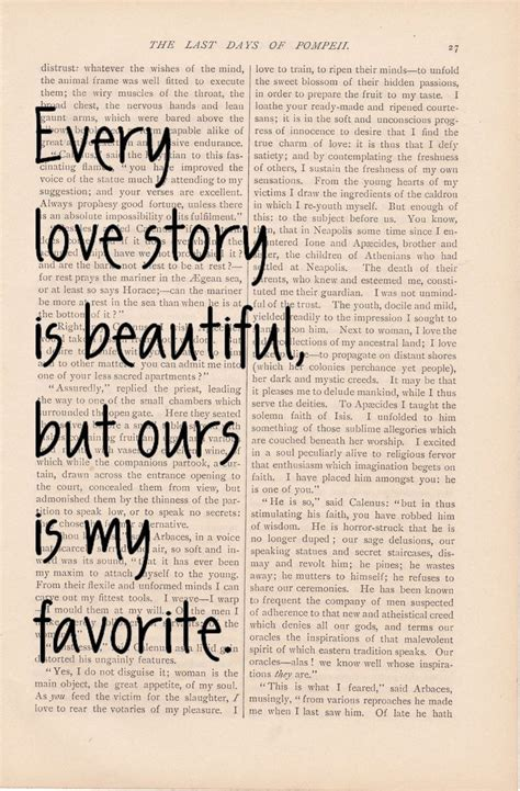 78 best images about vintage luv on pinterest 50s diner love quotes art print every love story is beautiful but