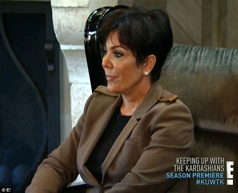 bruce jenner comes out the closet on kuwtk the moment kim kardashian called a family meeting to break