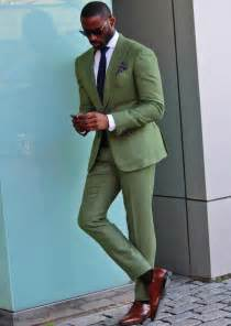 Men S Office Colors by How To Wear Olive Green Men S Fashion Man Style And Dapper