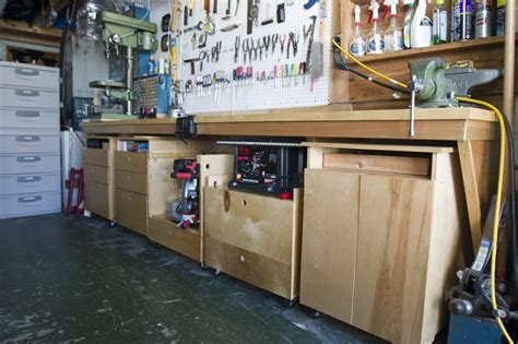 shop benches and cabinets lumber mill band saw woodworking bench plans free