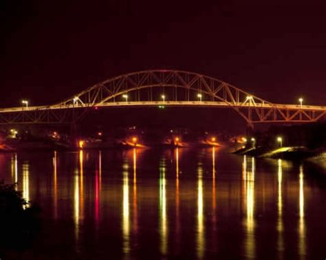 nightlife in cape cod sagamore bridge at cape cod