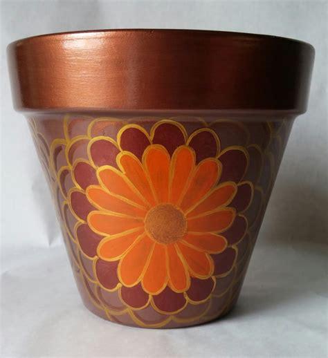 design of flower pot hand painted flower pot painted clay pot flower pot hand