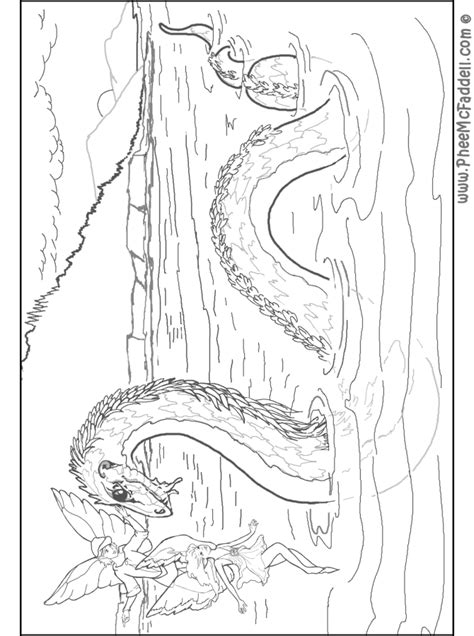 loch ness monster coloring pages coloring pages