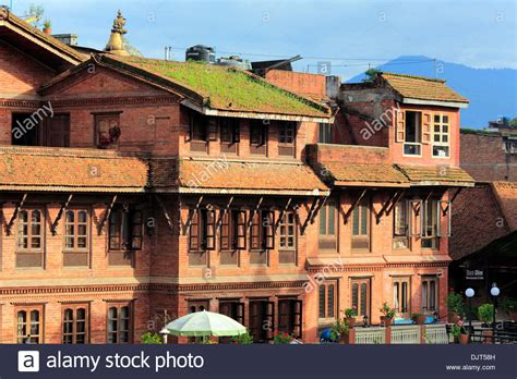 buy a house in nepal old house bhaktapur nepal stock photo royalty free