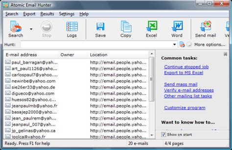 Search Engine Email Extractor Email Extractor