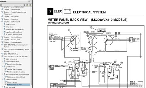 wiring diagrams for jet boat wiring diagram with description