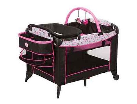 Bassinet With Changing Table Playpen With Bassinet And Changing Table Shelby