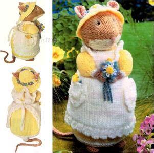 free patterns alan dart alan dart brambly hedge primrose toy knitting pattern ebay