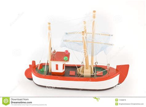 toy boat fishing toy fishing boat royalty free stock images image 11698879