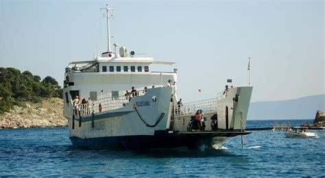 catamaran ferry croatia ferries in croatia