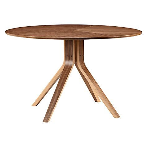 buy lewis radar 6 seater dining table walnut