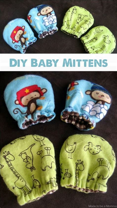 Handmade Things For Newborn Baby - 60 simple things or gifts you can diy for a baby