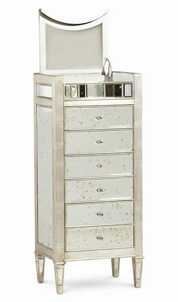 jewelry armoire toronto 32 best mirrored lingerie chest ideas images on pinterest