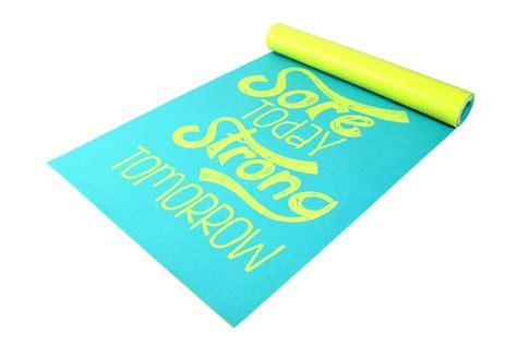 sore today strong tomorrow anti slip mat