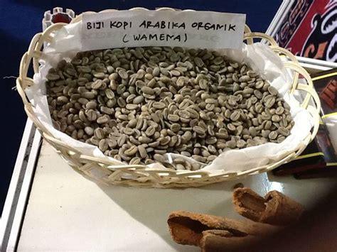 Papua Wamena Washed jual green beans kopi papua wamena single origin fob jayapura baliem blue coffee