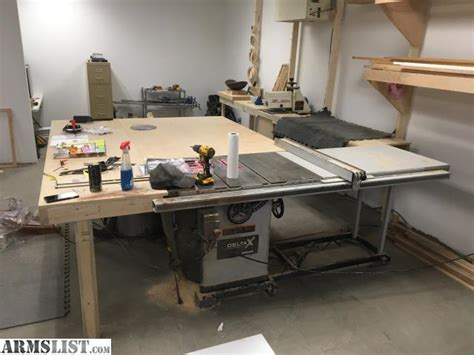 delta table saw for sale armslist for sale trade delta unisaw 10 quot table saw