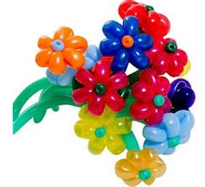 Make Balloon Flower - how to make balloon flowers 15 marvelous ways guide