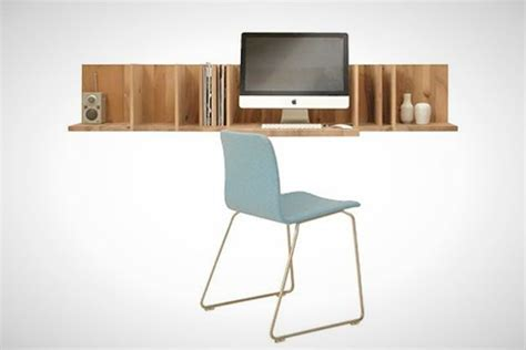 space saver 15 wall mounted desks to buy or diy like