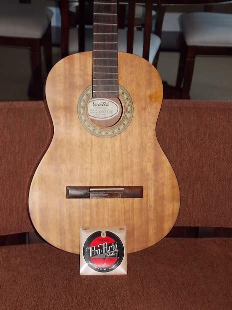 Classical Guitar Handmade - classical guitar handmade by vantek model vic1 made in