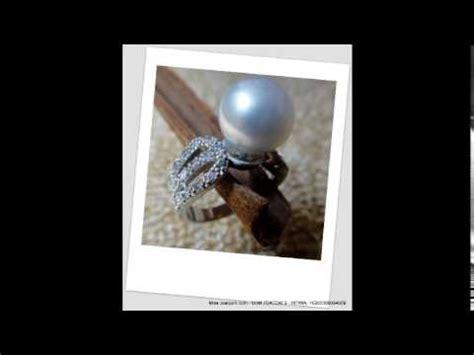 cincin mutiara gambar mutiara lombok toko emas