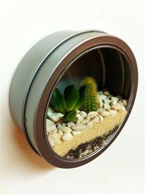 magnet diy projects fridge magnet terrarium
