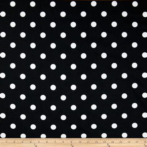 18080 black dotted s white s m premier prints polka dot black white discount designer