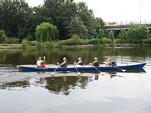 heeft een roeiboot een roer c boot wikipedia