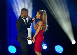 Ariana grande s mother approves of big sean but is rapper losing