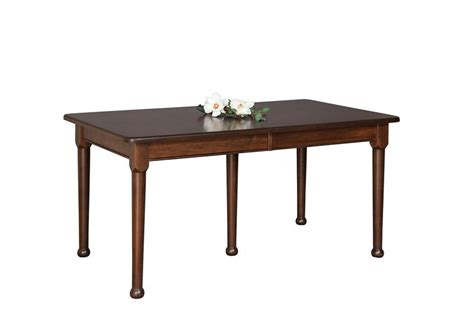 amish farmhouse table amish small rectangular farm table