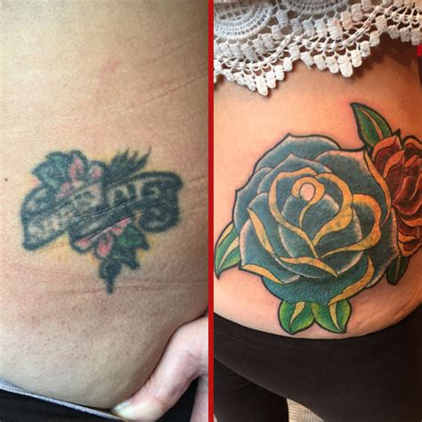 tattoo cover up specialists south yorkshire reds tattoo parlour cover up tattoo gallery
