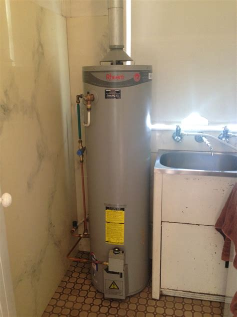 Gladesville Plumbing by Water System Relief Valve Leaking Find Plumber