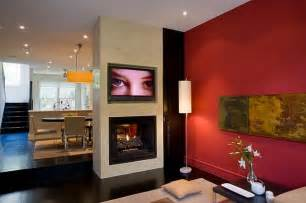 modern wall decor for living room decorating with red photos inspiration for a beautiful
