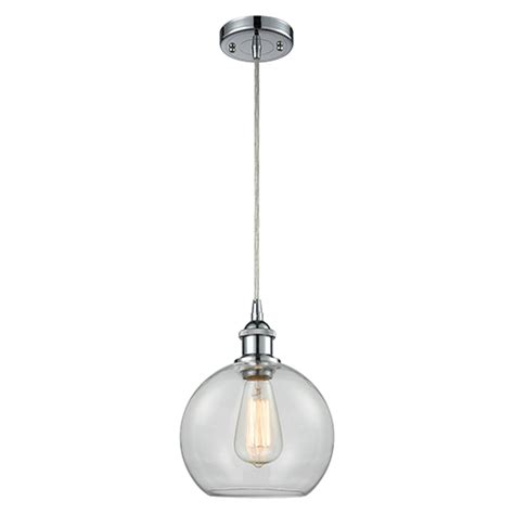 chrome sphere pendant light chrome sphere light fixture bellacor