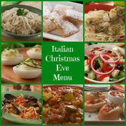 italian christmas eve menu mrfood com