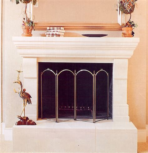 L And R Fireplace by L R Plastering Llc Precast Fireplaces