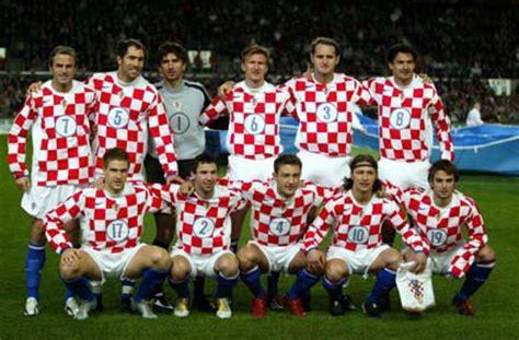 Kaos National Football Croatia 01 cultura croazia