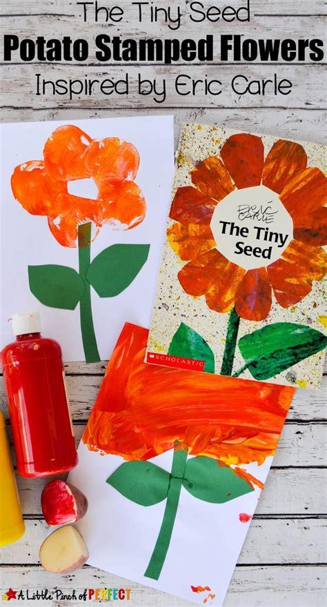 libro the tiny seed picture mejores 132 im 225 genes de eric carle theme weekly home preschool en actividades