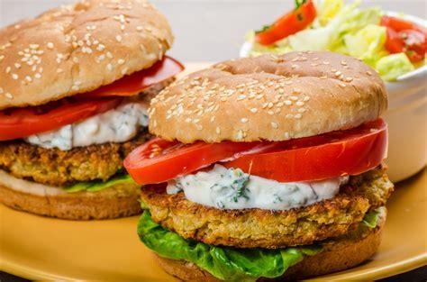 airfryer cauliflower veggie burger recipe recipe this