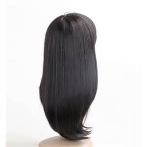 hair wigs asian woman s wig black long straight hair wig japanese