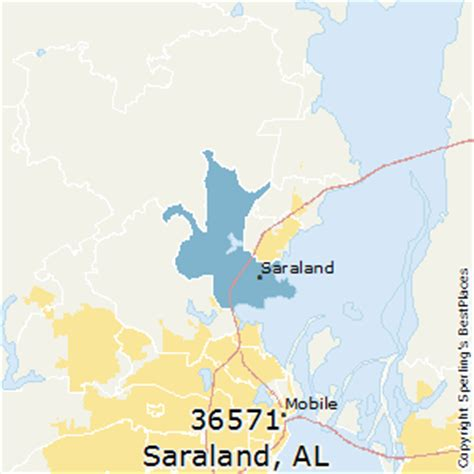 section alabama zip code best places to live in saraland zip 36571 alabama