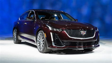 2020 Cadillac Ct5 Price by 2020 Cadillac Ct5 Look New Kid In Class