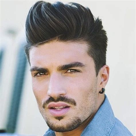 how to cut mens hair to feather 60 pompadour haircut suggestions for 2016