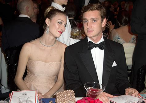 stephanie beatriz wedding ring pierre casiraghi and beatrice borromeo is a wedding on