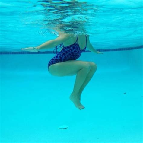 25 best ideas about pool workout on water workouts pool exercises and swimming for