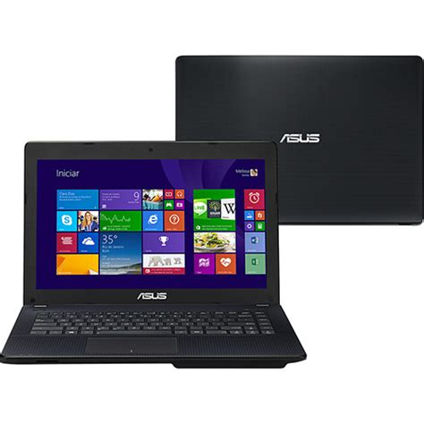 Notebook Asus I3 Windows 8 notebook asus intel i3 2gb 500gb tela led 14 quot windows 8 americanas