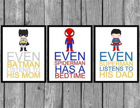 bild kinderzimmer batman superhelden wand kunst jungen schlafzimmer