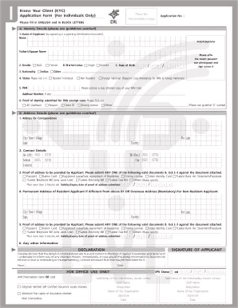 Credit Card Kyc Form Citibank India Fill Printable Fillable Blank Pdffiller