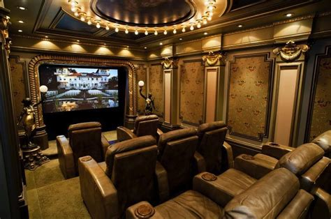 home theater design nj home theater houses estates apartments warm