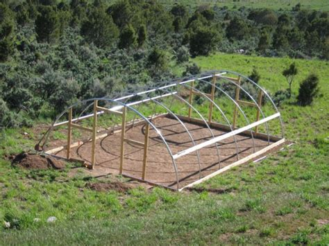20 x 60 ft greenhouse kit package commercial hoop house ebay