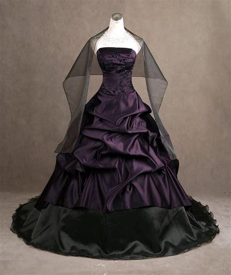 alternative wedding dresses from gothique bridal